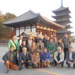 「歴史と文化を考える会」奈良ツアー20191116-17