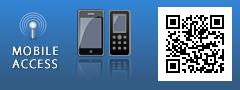 モバイルアクセスQRコード